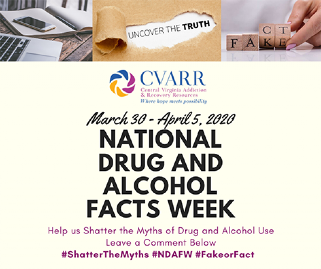 National Drug and Alcohol Facts Week